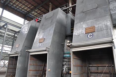 (AB)干馏气化热解炉